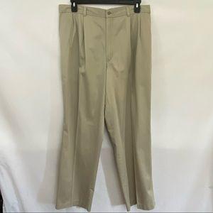 Men's Unbranded Khaki Pants Size 40x32 R-38